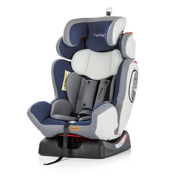 Столче за кола - Four Max / I/II/III (9-36 кг.)
